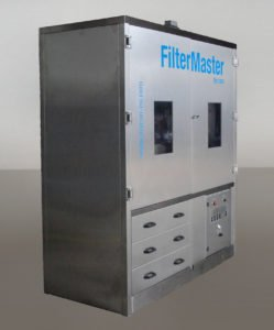 "DPF cleaning system ""FilterMaster for cars"""
