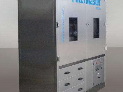 """Reinigingssysteem voor roetfilters """"FilterMaster for cars"""" klaar voor massaproductie"""