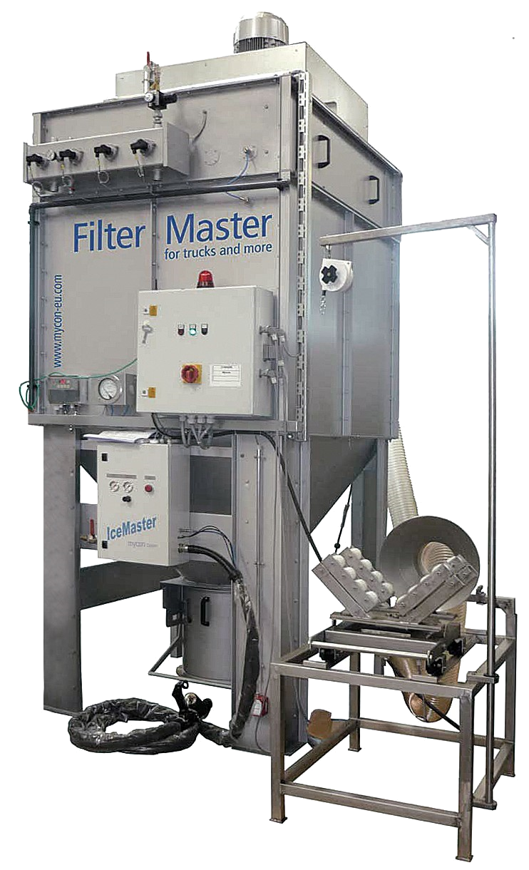 FilterMaster for trucks and more - Anlage