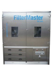 FilterMaster for cars - Anlage