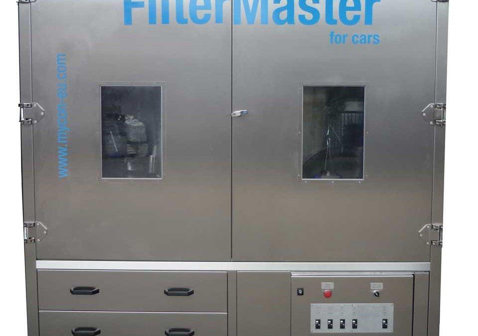 """Bewegung im Reinigungsmarkt für Rußpartikelfilter – Partikelfilter reinigen mit """"FilterMaster for cars"""""""