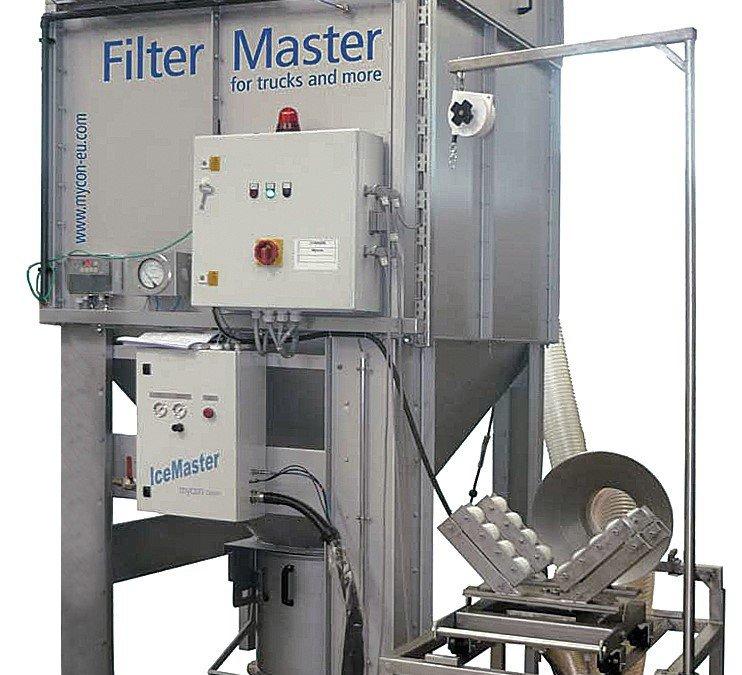 FilterMaster for trucks and more: mycon GmbH liefert Anlage zur Reinigung von Dieselpartikelfiltern nach Istanbul