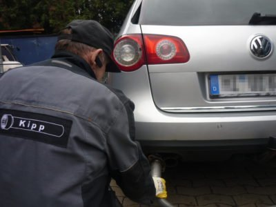 """Kipp Umwelttechnik GmbH stärkt die Marke """"FilterMaster DPF"""" durch technische Weiterentwicklungen."""